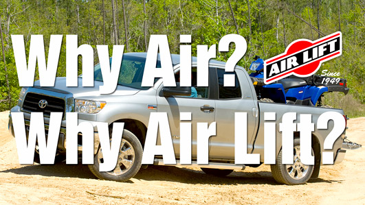 Why Air Why Air Lift