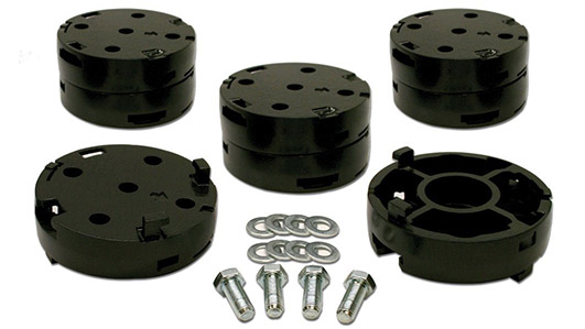 Universal Air Spring Spacers