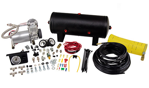 QuickShot Air Compressor Kit