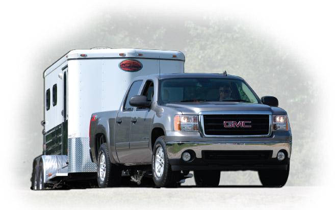 RideControl Pickup Truck