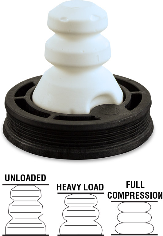 LoadLifter 5000 ULTIMATE Air Spring Internal Jounce Bumper