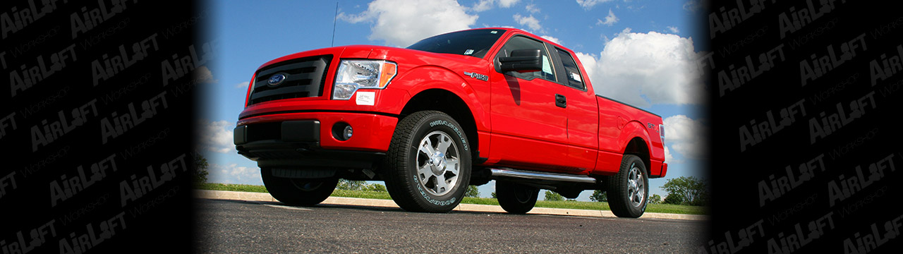 Air Springs vs. Static Load Assistance