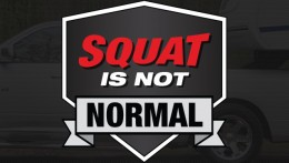 Squat is Not Normal