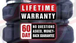 Air Lift Warranty Guarantee