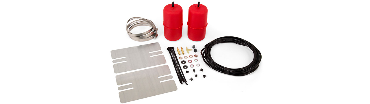 How To Build and Install an Air Lift 1000 Universal Kit