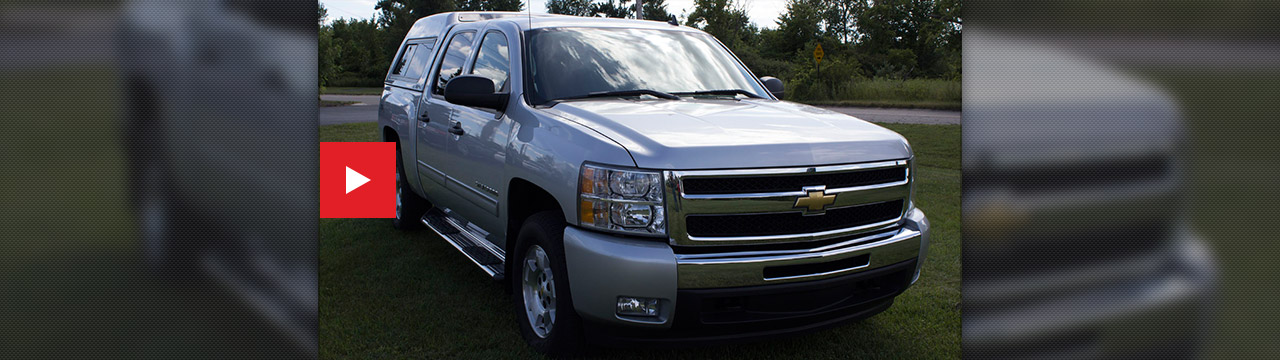 RideControl Install: 2007+ Chevy Silverado 1500