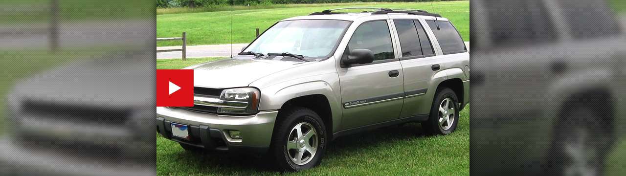 Air Lift 1000 Install: 2002-2009 Chevy Trailblazer