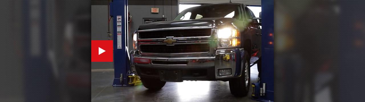 Chevy Silverado 2500/3500 Install P/N 88275