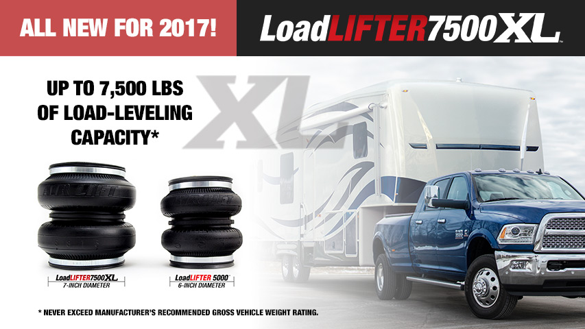 LoadLifter 7500 XL