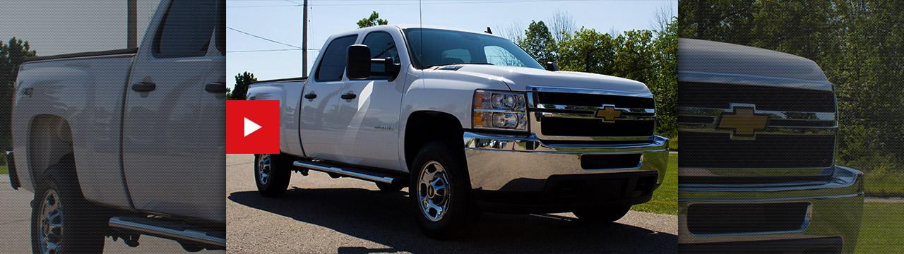 Chevy Silverado 2500/3500 Install P/N 57538
