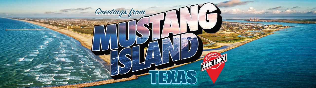 #AirLiftApproved: Mustang Island, Texas